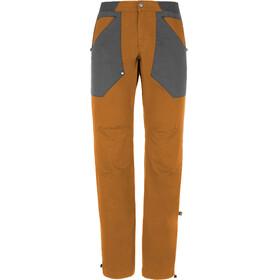 E9 Ananas Miehet Pitkät housut , oranssi